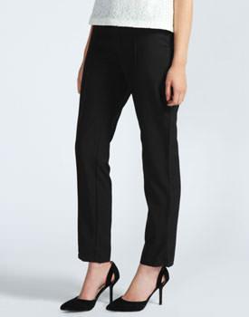 Pantaloni negri skinny