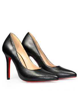 Pantofi office de toamna OMG LorineII negri