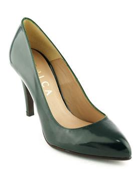 Pantofi Epica verde oliv