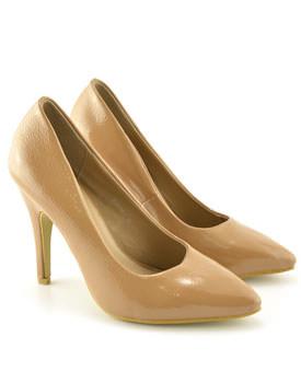 Pantofi Bros camel