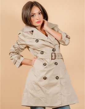 Trench lung Wildfashion