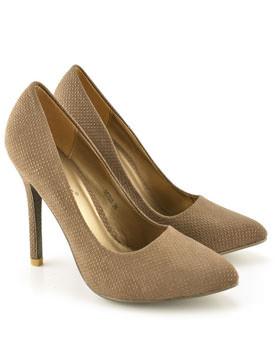 Pantofi Heko khaki