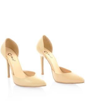 Pantofi OMG Dare beige
