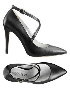 Pantofi office de toamna Body Flirt