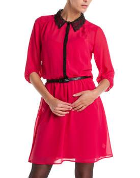 Rochie rosie pentru femei