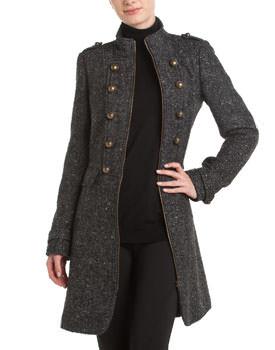 Palton stil ofiter pentru femei