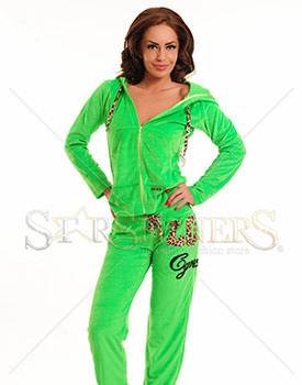 Treninguri de dama ieftine MissQ electrique green