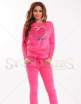 Set MissQ sweet love pink