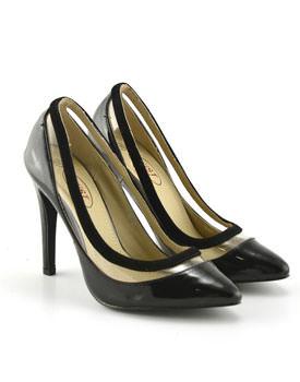 Pantofi Beti negri
