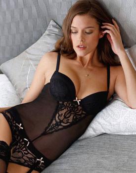 Body sexy din dantela