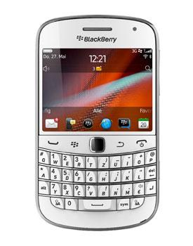 Telefon mobil Blackberry 9900 alb