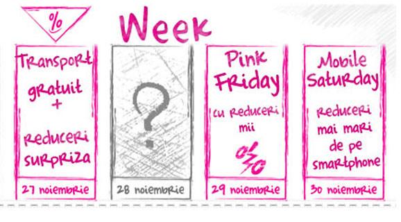 Miniprix new pink week