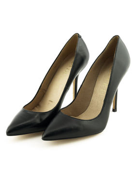 Pantofi Aqa Due negri