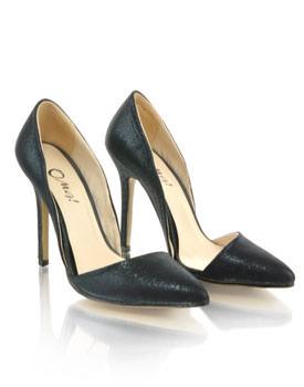 Pantofi Lapore negri