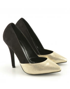 Pantofi Cibo negri
