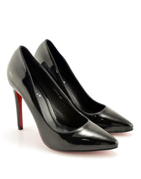 Pantofi Brilio negri