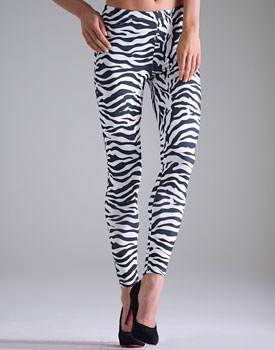 Colanti Bodyflirt zebra
