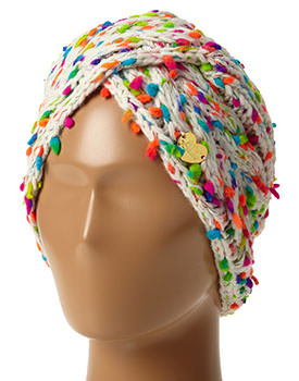 Turban Betsey Johnson