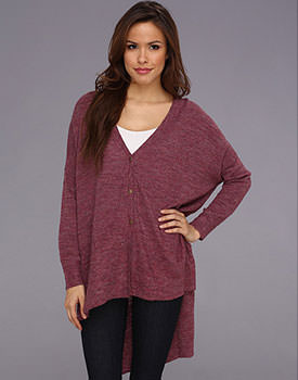 Cardigan asimetric Free People