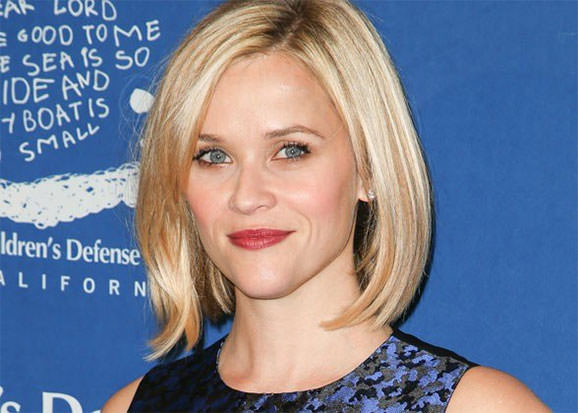 tunsori in tendinte 2014 Reese Witherspoon
