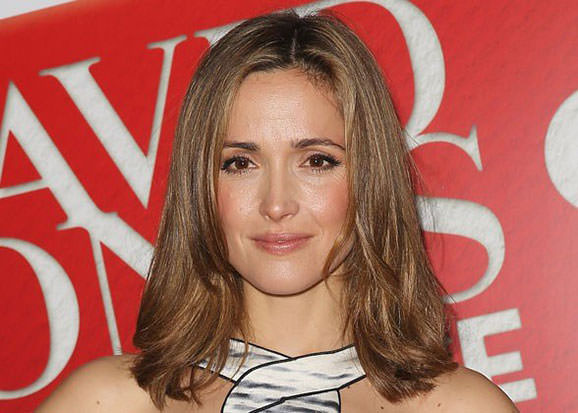 tunsori in tendinte 2014 Rose Byrne
