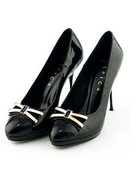 Pantofi Epica negri