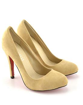 Pantofi Lexum bej