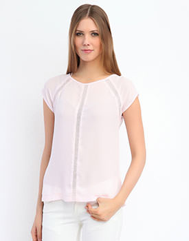 Bluza roz light
