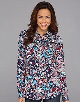 camasi inflorate pentru femei Camasa Roper