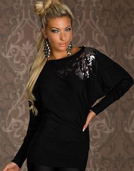 Bluza Glamybow neagra