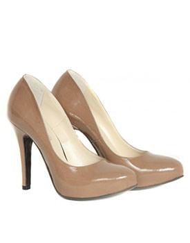 Pantofi Annes maro