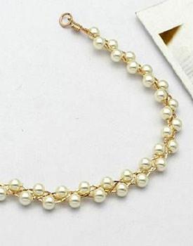 Bratara Milady cu perle