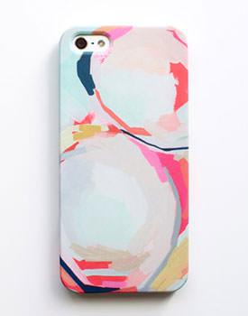 Colorblock case