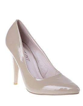 Pantofi Sedrica nude