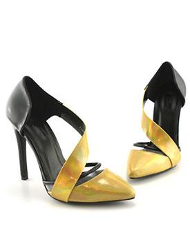 Pantofi Sereno negri