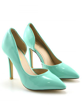 Pantofi Steto verzi