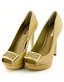 Pantofi Dumond bej