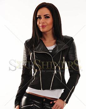 Jacheta Mexton Heady Zippers