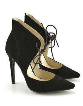 Pantofi Fero negri