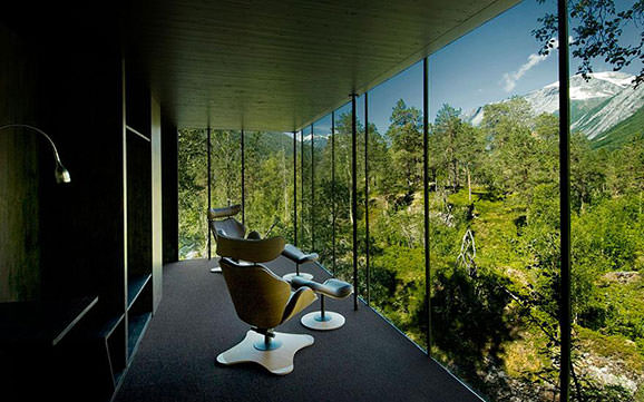 Juvet Landscape Resort, Norway