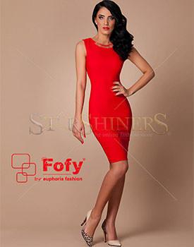 Rochie Fofy Soft Pleasure