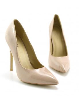 Pantofi Pandora bej