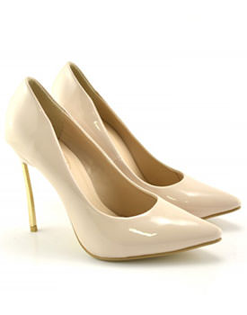 Pantofi Dey bej