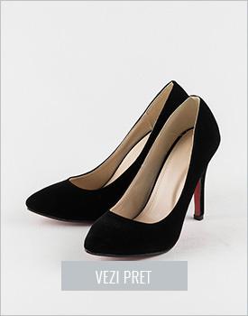 Pantofi dama cu toc inalt Sierra