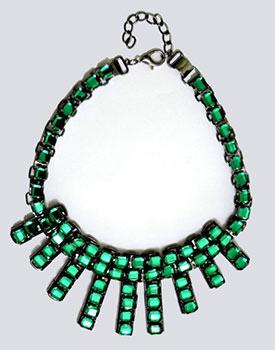 Colier Emerald