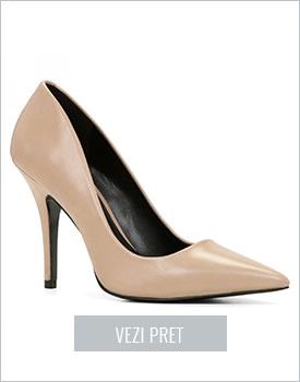 Pantofi Aldo Elisia din piele