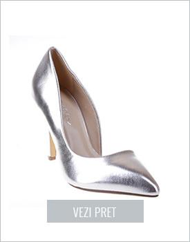 Pantofi stiletto Silvana