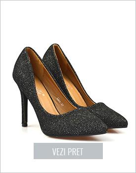 Pantofi dama negri Ane Jones