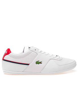 Pantofi Lacoste Taloire white