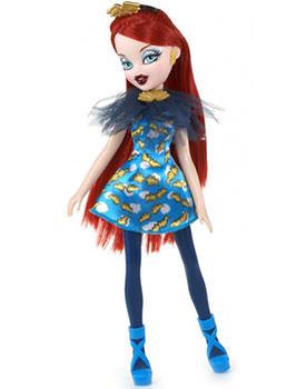 Bratzillaz Doll Meygana Broomstix
